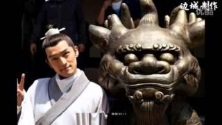 《琅琊榜》胡歌、刘涛、王凯、靳东等主演幕后花絮照曝光