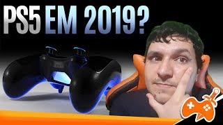 PLAYSTATION 5 em 2018 / 2019 ? RETROCOMPATÍVEL? Possível Hardware e Mais!