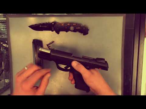 Ruger SR-40 Disassembly and Assembly