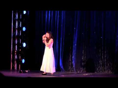 Isabella Pena- A Moment Like This by Kelly Clarkson- Spanish Version.m4v