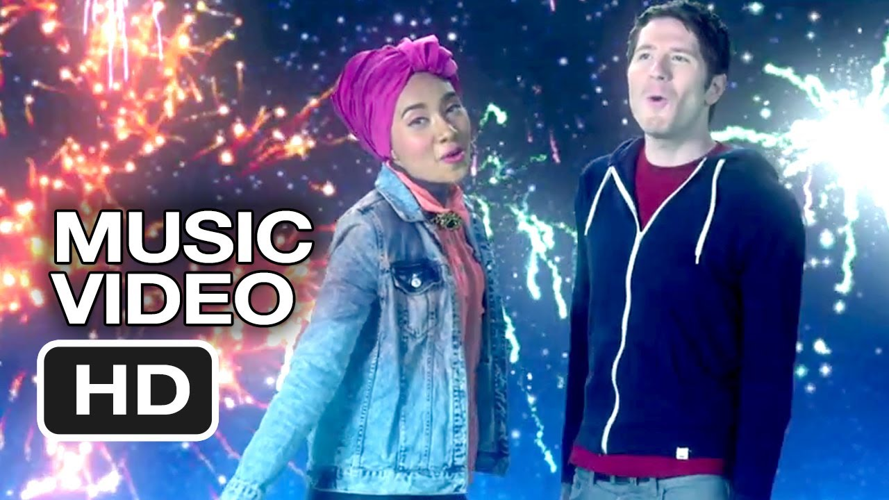 The Croods Owl City & Yuna Music Video - Shine Your Way (2013) - Emma Stone Movie HD