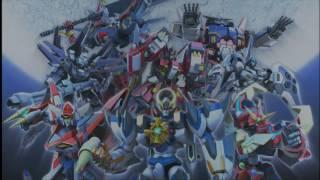 稻妻 超級機器人大戰og the moon dwellers 中文版 最終話 二柱の闘神 第一輪終