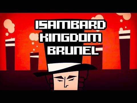 Isambard Kingdom Brunel : animated music video : MrWeebl