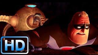 Мистер Исключительный против боевого робота / Суперсемейка (2004)