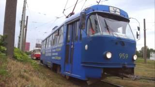 Профессия - водитель трамвая.2016