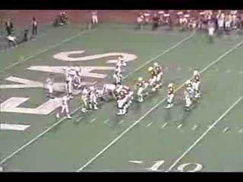 1990 UT Vs. Houston First Half