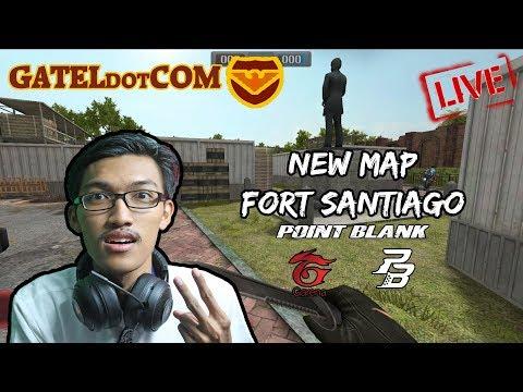 NEW MAP - FORT SANTIAGO