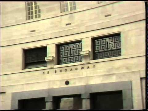 28 JULY 88-55 BROADWAY - ST JAMES PARK UNDERGROUND STATION. SL.