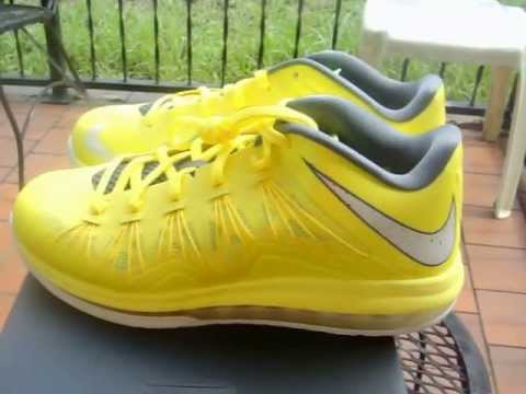 first rate ab991 6ae68 NIKE LEBRON 10 LOW