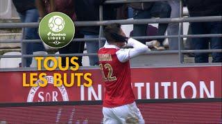 Tous les buts de la 19ème journée - Domino's Ligue 2 / 2017-18