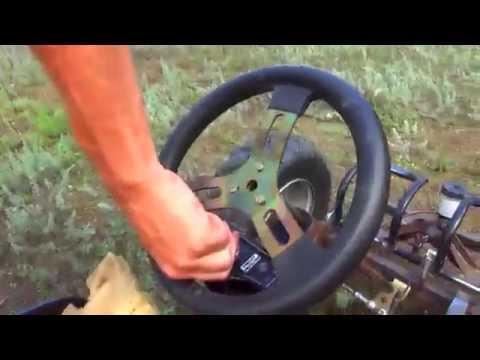 видео: Самодельный багги (картинг)