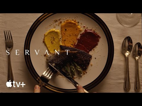 Servant — The Food Featurette | Apple TV+