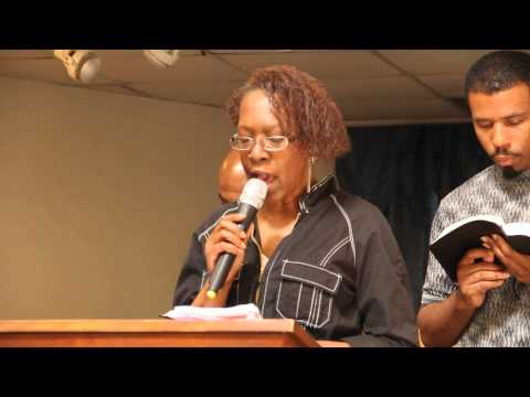 Evangelist Judi Brown - You Just Don