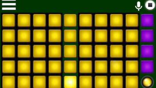 DJ WEF - Mixing live with Pad dj electro mix