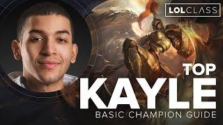 Preseason 6 Kayle Top Guide by TL Quas - Season 6   League of Legends