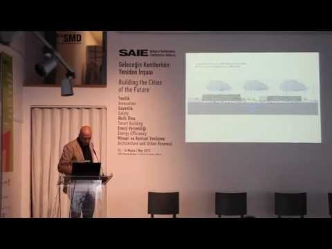 2015 SAIE conference at Ankara, Turkey: Building the cities of the future