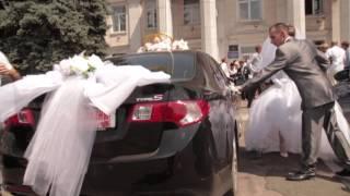 Свадьба 13 июля 2013 года Алчевск