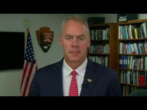 Secretary Ryan Zinke talks Hurricane Irma, 9/11