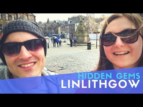 We DISCOVERED The Insider SECRETS of Linlithgow