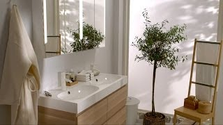Ikea: Find Inner Calm In A Blissful Bathroom