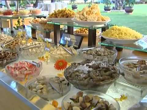 Buffet Lẩu nướng Tân Cảng - Sài Gòn