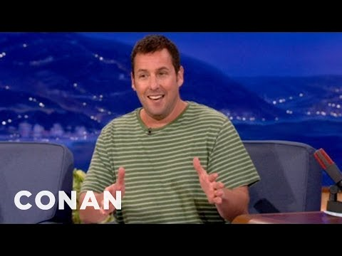 Adam Sandler Really Wants To See Shaq