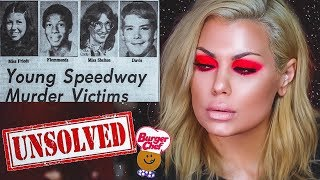 UNSOLVED 4Murders- Did They Find The Man Responsible Too Late? - MurderMystery&Makeup| Bailey Sarian