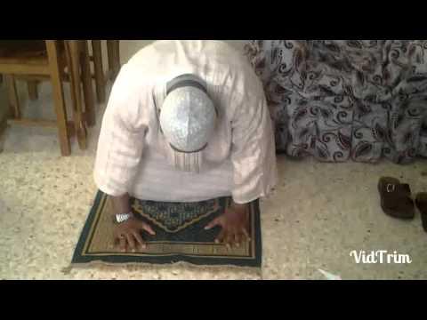 said mohamed djibrile La prière de souhait comment faire les deux rakaan de souhait? soila ya hadja