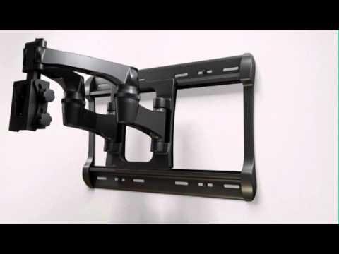 Sanus Vxf220 Installation Youtube