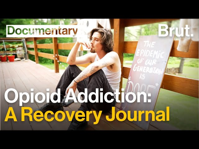 He's Fighting his Opioid Addiction, With his Sister's Help