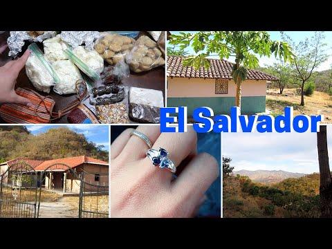 Nos trajeron cosas de El Salvador 🇸🇻 Asi es el rancho en el Pulgarcito de America 🇸🇻 MaggieVlogs