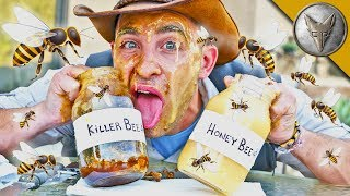 Is KILLER BEE Honey Dangerous?! thumbnail