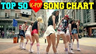K-POP SONG CHART [TOP 50] OCTOBER 2015 [WEEK 1]