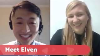 Meet a Career China ESL Recruiter (Elven) - LIVE Q&A