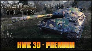 HWK 30 - Premium Light - World of Tanks [ deutsch