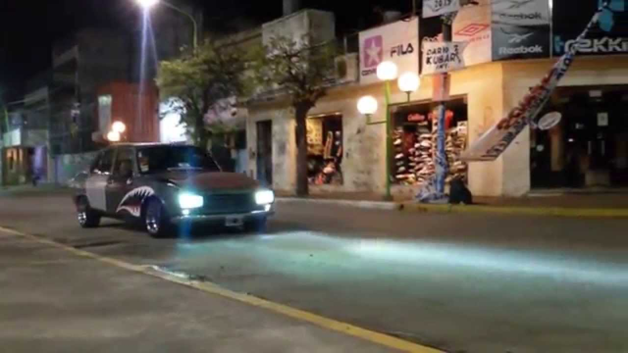 Peugeot 504 The Rat Argentina Youtube