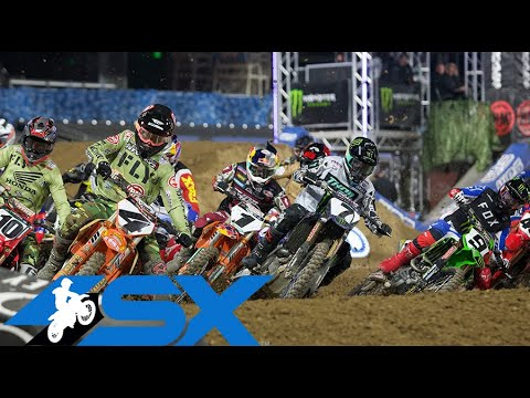 450SX Highlights: San Diego 2020 - Monster Energy Supercross