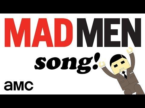 Mad Men theme song with lyrics. RJD2 A Beautiful Mine LEGO