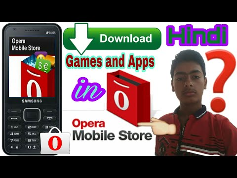 How To Download Games And Apps For Opera Mobile Store