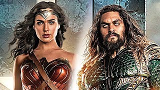 Justice League - Casting Call With Wonder Woman, Batman, Aquaman And More (2017)