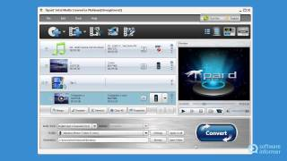 Tipard Total Media Converter Platinum video tutorial