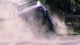 Vid�o Rallye des Monts de Vaucluse 2015 Crash & Attack (HD)