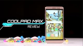 Coolpad Max Review Digit in