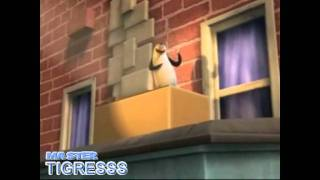 Penguins of Madagascar - Back to the 80