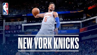 Best of the New York Knicks! | 2018-19 NBA Season