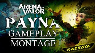 Video Payna Gameplay Montage - Arena of Valor - Strike of Kings download MP3, 3GP, MP4, WEBM, AVI, FLV Februari 2018