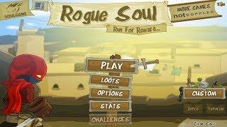 [let's show] Armor Games 005 - rogue soul