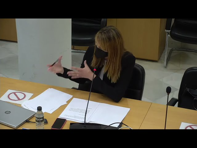 """Mar Espinar: """"Me temo que el Gobierno municipal quiere Beti Jai a un promotor privado"""""""