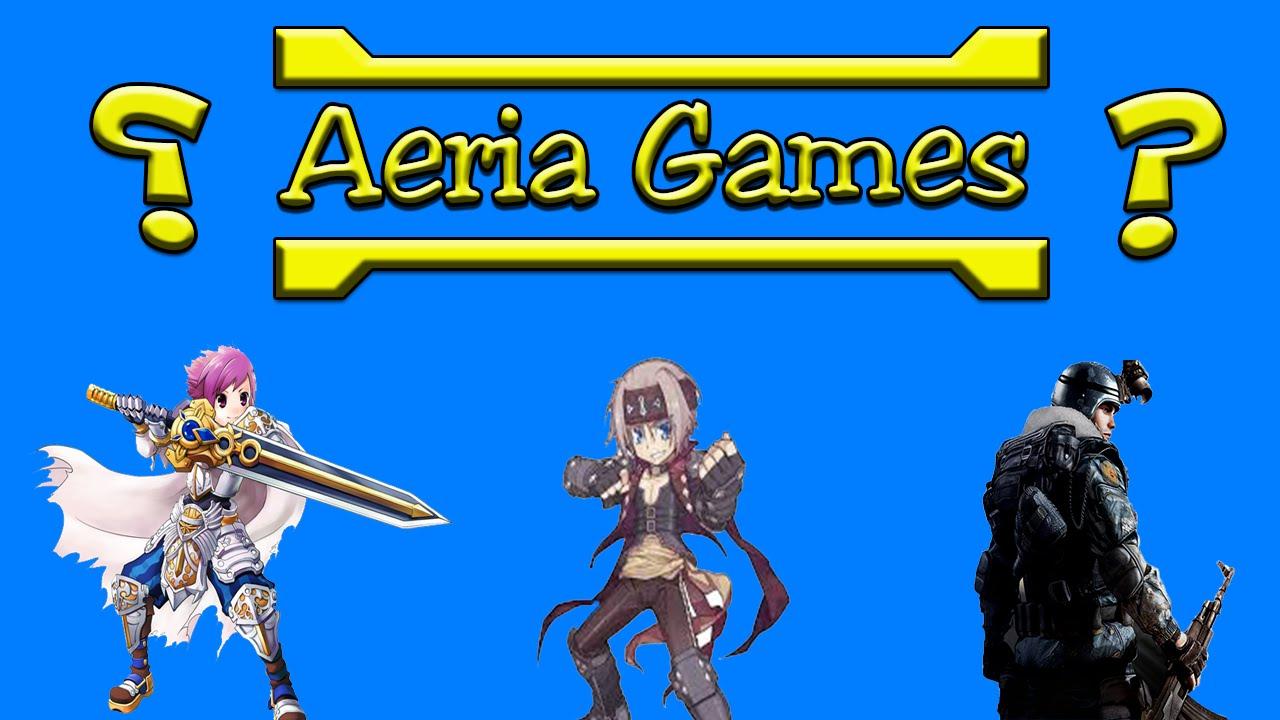 Areia Games