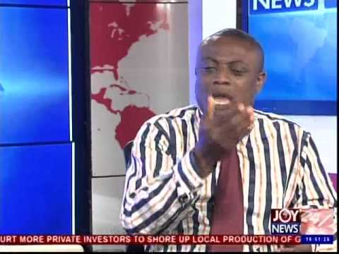 Three Arms of Government in Ghana - News Desk (21-10-14)